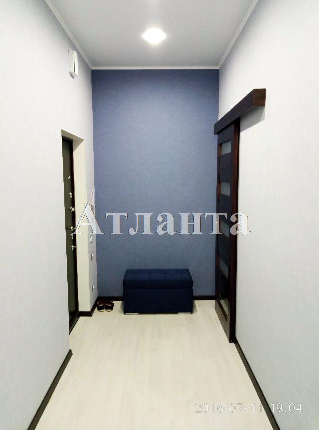 Продается 2-комнатная квартира в новострое на ул. Генуэзская — 105 000 у.е. (фото №8)