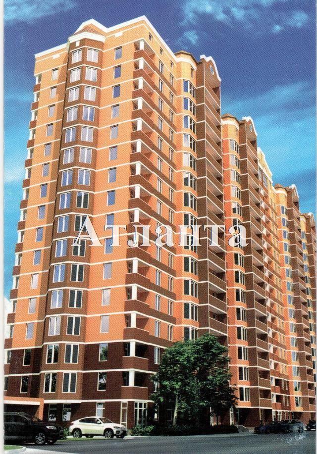 Продается 1-комнатная квартира в новострое на ул. Дюковская — 48 700 у.е. (фото №2)