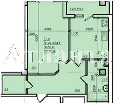 Продается 1-комнатная квартира в новострое на ул. Дюковская — 48 700 у.е. (фото №3)