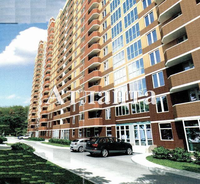 Продается 1-комнатная квартира в новострое на ул. Дюковская — 45 000 у.е. (фото №2)