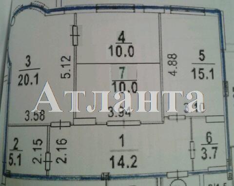 Продается 2-комнатная квартира на ул. Малиновского Марш. — 72 000 у.е. (фото №14)