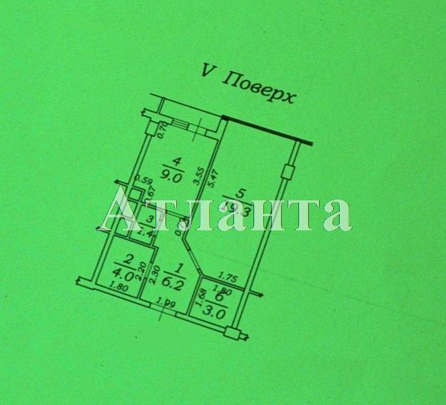 Продается 1-комнатная квартира в новострое на ул. Жемчужная — 37 000 у.е. (фото №10)