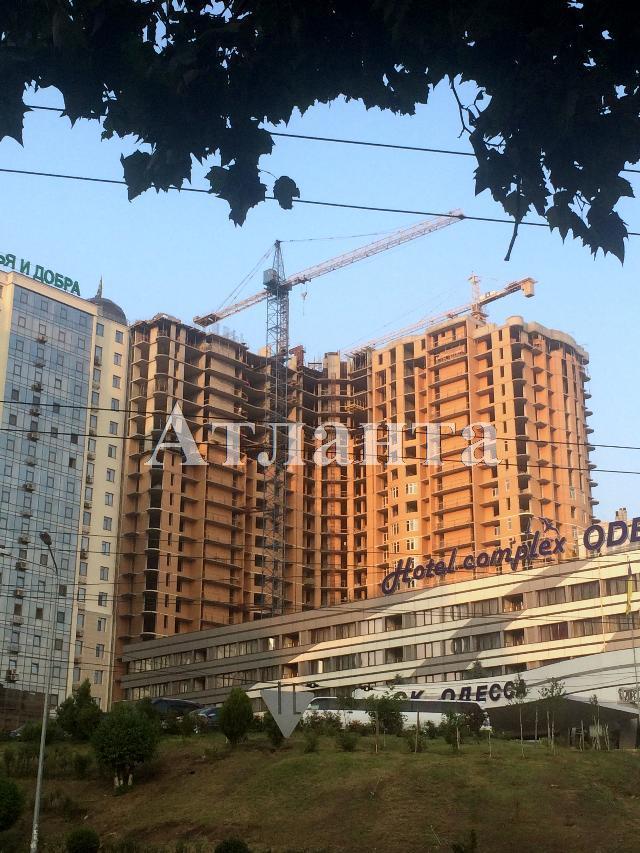 Продается 1-комнатная квартира в новострое на ул. Гагаринское Плато — 54 000 у.е.