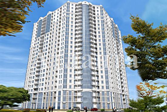 Продается 1-комнатная квартира в новострое на ул. Гагаринское Плато — 54 000 у.е. (фото №2)