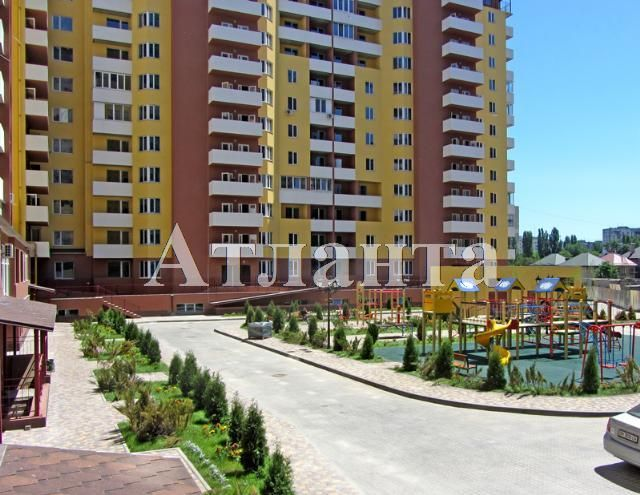 Продается 1-комнатная квартира в новострое на ул. Левитана — 29 000 у.е.