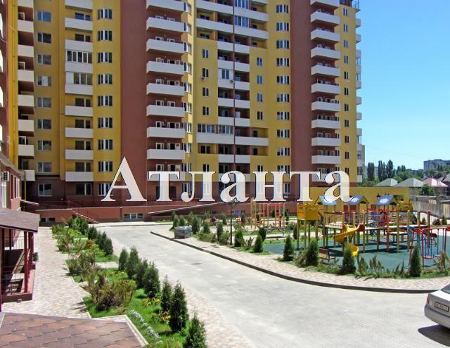 Продается 1-комнатная квартира в новострое на ул. Левитана — 29 000 у.е. (фото №7)
