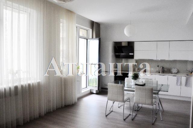 Продается 1-комнатная квартира в новострое на ул. Гагаринское Плато — 130 000 у.е.