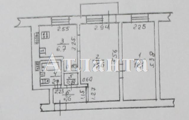 Продается 2-комнатная квартира на ул. Черняховского — 44 000 у.е. (фото №6)
