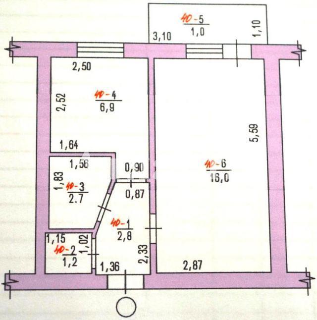 Продается 1-комнатная квартира на ул. Промышленная — 17 500 у.е. (фото №5)