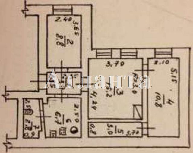 Продается 3-комнатная квартира на ул. Асташкина — 40 000 у.е. (фото №10)