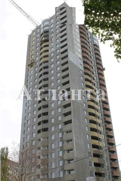 Продается 2-комнатная квартира в новострое на ул. Жаботинского — 46 500 у.е.