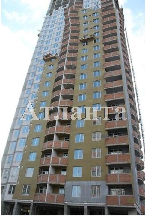 Продается 2-комнатная квартира в новострое на ул. Жаботинского — 46 500 у.е. (фото №2)