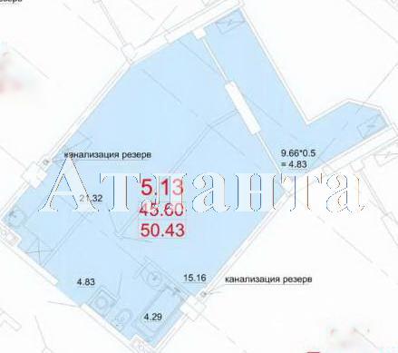 Продается 1-комнатная квартира в новострое на ул. Ванный Пер. — 85 000 у.е. (фото №2)