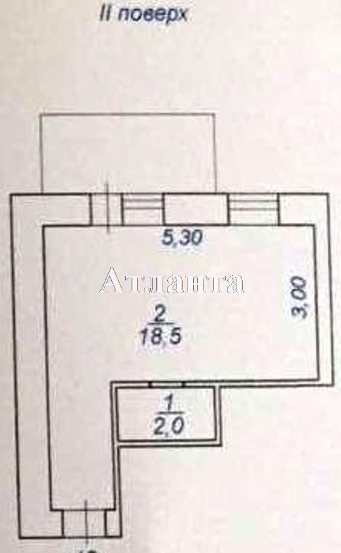 Продается 1-комнатная квартира в новострое на ул. Разумовская — 18 500 у.е.