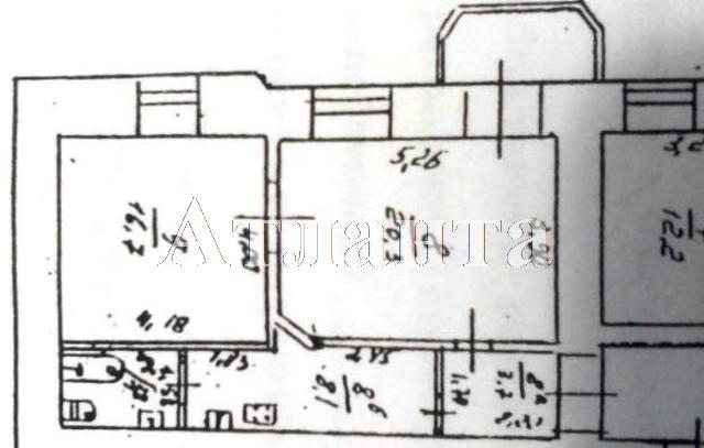 Продается 2-комнатная квартира на ул. Чайковского Пер. — 55 000 у.е. (фото №8)