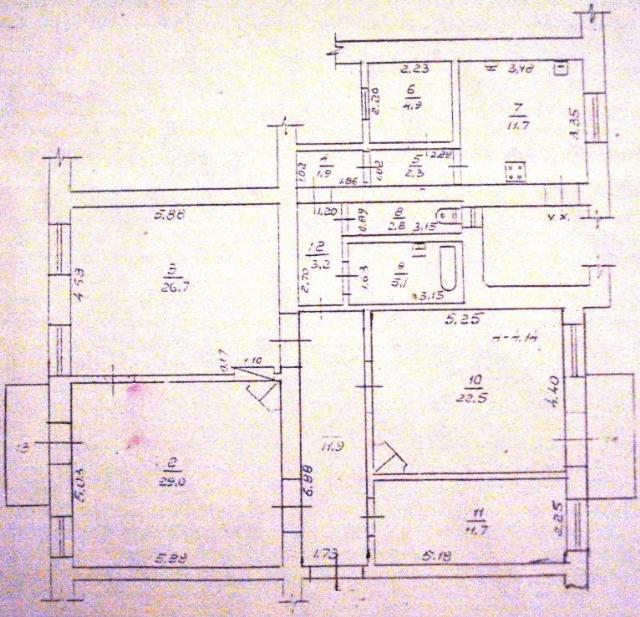 Продается 4-комнатная квартира на ул. Бунина — 145 000 у.е. (фото №10)