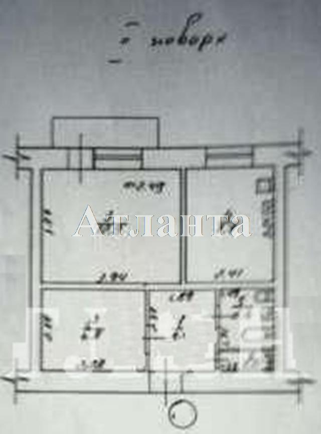 Продается 2-комнатная квартира на ул. Бассейный 2-Й Пер. — 29 000 у.е. (фото №7)