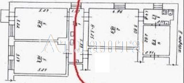 Продается 2-комнатная квартира на ул. Заславского — 20 000 у.е.