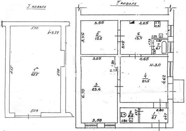 Продается 3-комнатная квартира на ул. Жуковского — 120 000 у.е.
