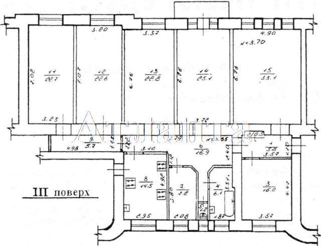 Продается 6-комнатная квартира на ул. Пироговская — 160 000 у.е. (фото №12)