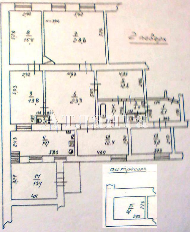 Продается 4-комнатная квартира на ул. Ришельевская — 100 000 у.е. (фото №6)