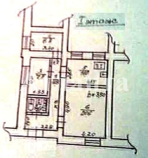 Продается 3-комнатная квартира на ул. Еврейская — 60 000 у.е. (фото №9)