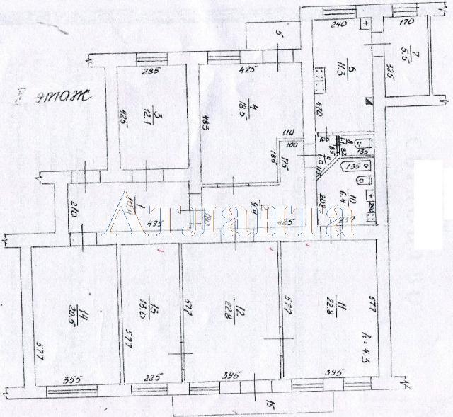 Продается 4-комнатная квартира на ул. Толстого Льва — 90 000 у.е. (фото №15)