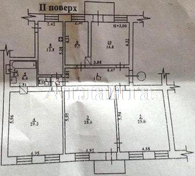 Продается 6-комнатная квартира на ул. Коблевская — 115 000 у.е. (фото №11)