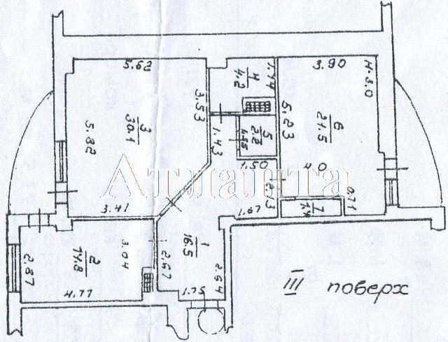 Продается 2-комнатная квартира в новострое на ул. Базарная — 160 000 у.е. (фото №13)