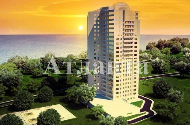 Продается 3-комнатная квартира в новострое на ул. Гагаринское Плато — 100 000 у.е.