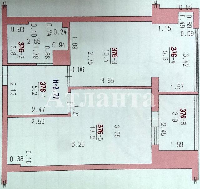 Продается 1-комнатная квартира в новострое на ул. Радужный 1 М-Н — 50 000 у.е. (фото №12)