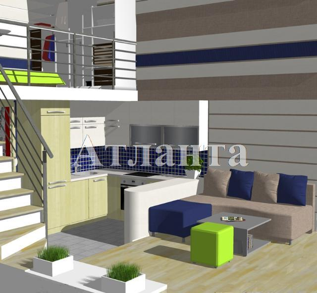 Продается 1-комнатная квартира в новострое на ул. 10 Апреля — 19 950 у.е. (фото №2)