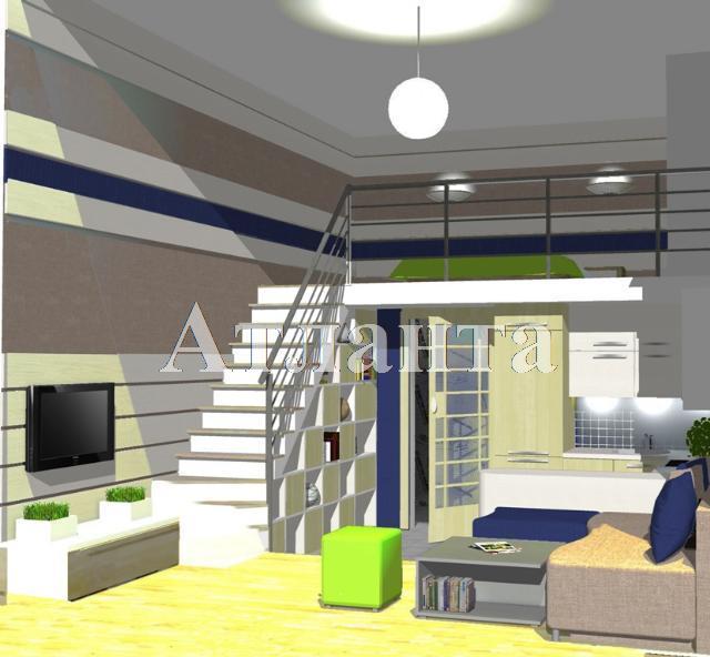 Продается 1-комнатная квартира в новострое на ул. 10 Апреля — 29 640 у.е. (фото №2)
