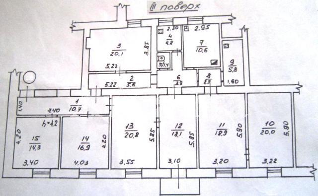 Продается 1-комнатная квартира на ул. Пастера — 16 000 у.е. (фото №8)