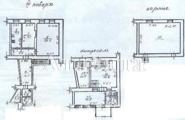 Продается 4-комнатная квартира на ул. Новосельского — 90 000 у.е. (фото №15)