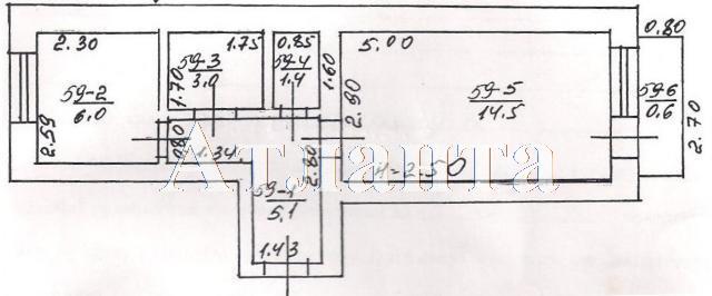 Продается 1-комнатная квартира на ул. Строительная — 15 000 у.е. (фото №12)