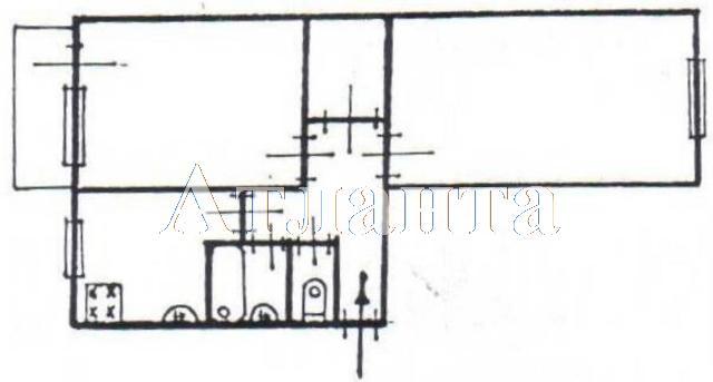 Продается 2-комнатная квартира на ул. Филатова Ак. — 36 500 у.е. (фото №9)