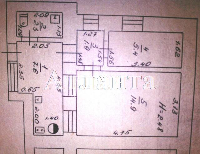 Продается 1-комнатная квартира на ул. Ризовская — 19 500 у.е. (фото №4)