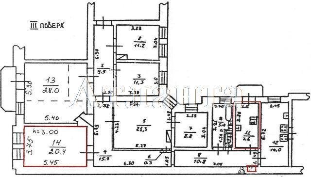 Продается 1-комнатная квартира на ул. Нежинская — 19 000 у.е. (фото №10)
