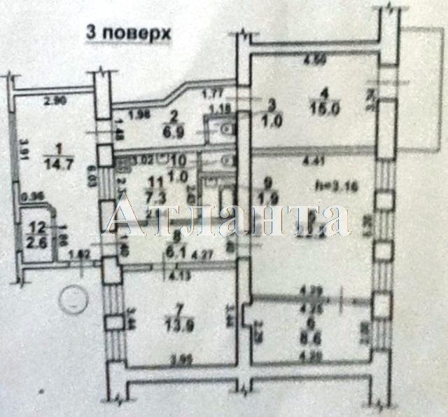 Продается 3-комнатная квартира на ул. Градоначальницкая — 55 000 у.е. (фото №8)