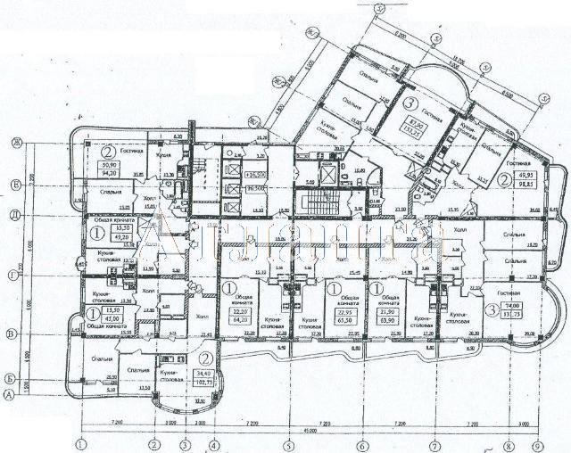 Продается 3-комнатная квартира в новострое на ул. Березовая — 85 000 у.е. (фото №13)