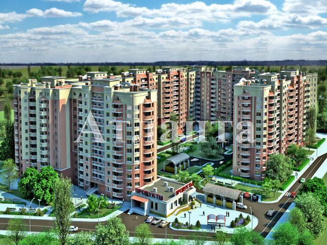 Продается 1-комнатная квартира в новострое на ул. Школьная — 26 500 у.е.