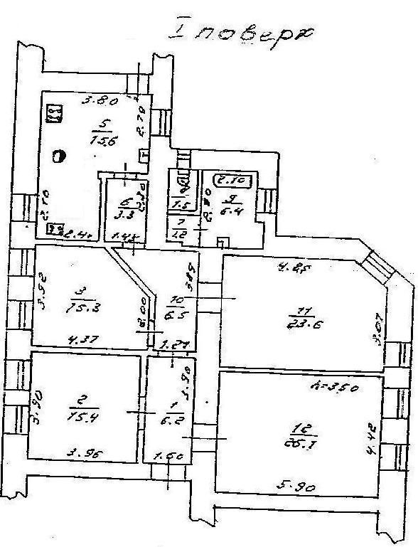 Продается 4-комнатная квартира на ул. Княжеская — 140 000 у.е. (фото №13)