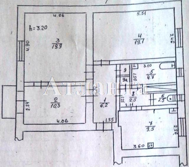 Продается 3-комнатная квартира на ул. Степовая — 60 000 у.е. (фото №10)
