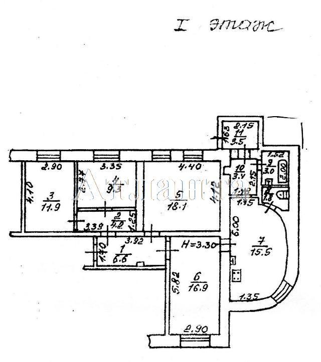 Продается 4-комнатная квартира на ул. Лиманная — 60 000 у.е. (фото №15)