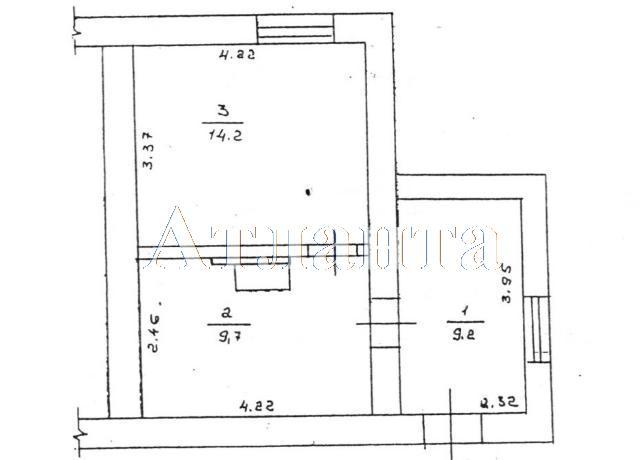 Продается 1-комнатная квартира на ул. Педагогическая — 25 000 у.е.