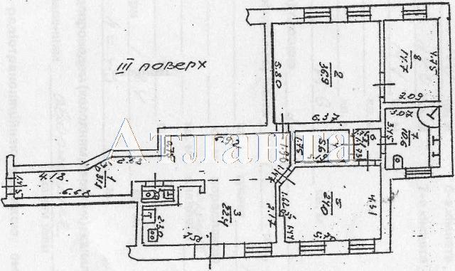 Продается 3-комнатная квартира на ул. Сабанеев Мост — 300 000 у.е. (фото №15)