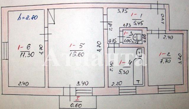 Продается 2-комнатная квартира на ул. Привокзальная — 17 000 у.е. (фото №8)