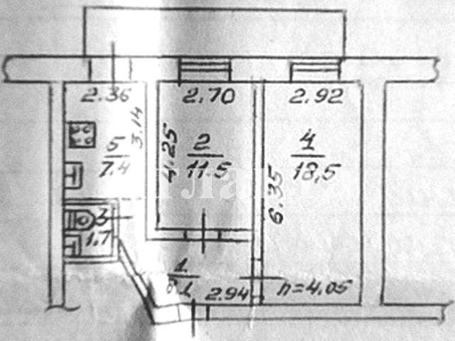 Продается 2-комнатная квартира на ул. Ришельевская — 60 000 у.е. (фото №13)