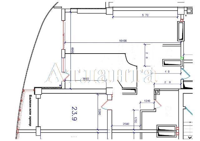 Продается 2-комнатная квартира в новострое на ул. Инбер Веры — 250 000 у.е.